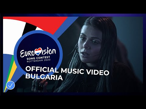 Victoria - Tears Getting Sober - Bulgaria ???????? - Official Music Video - Eurovision 2020