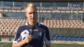 HJK TV: RIMAN ALTA - Valtteri Moren