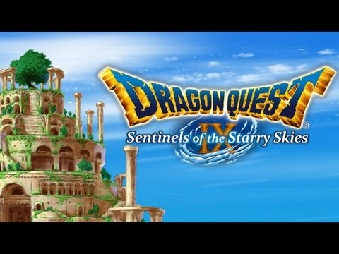 Let's Play Dragon Quest IX - Episode  14 - That Cold has a Thick Accent