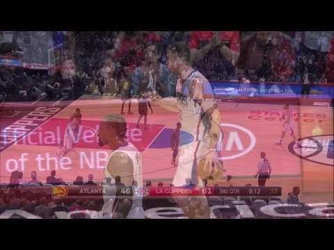 Clippers vs. Hawks Full Highlights | 2/15/17