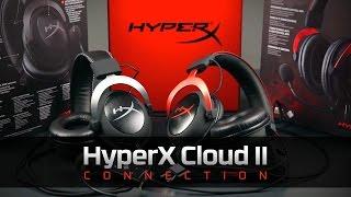 So geht's: Verbinden mit PC, Mac, einer Spielekonsole und mehr | HyperX Cloud II Headset