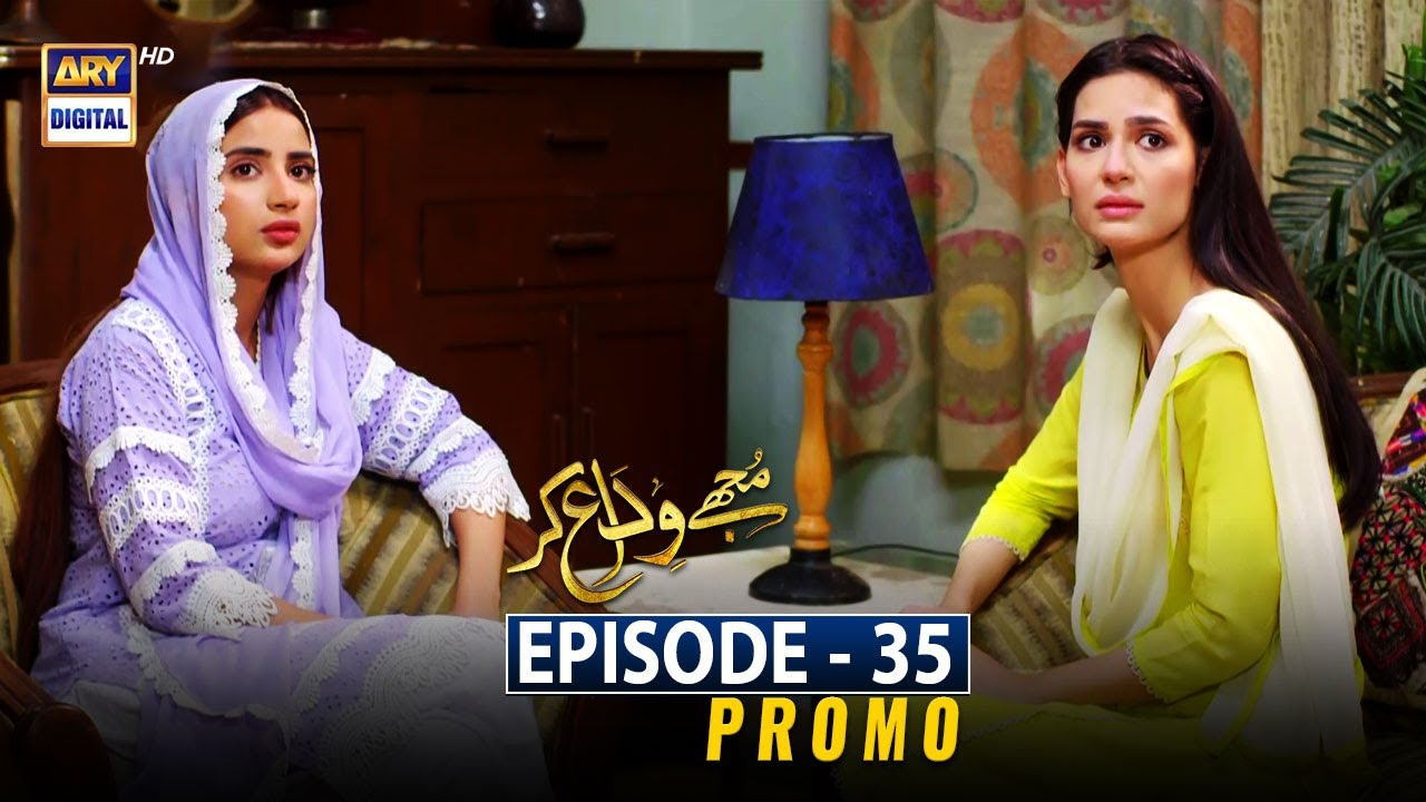Mujhay Vida Kar Episode 35   Promo   ARY Digital Drama