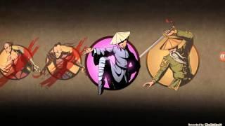 Бой с тенью 2 (побидил журавля)