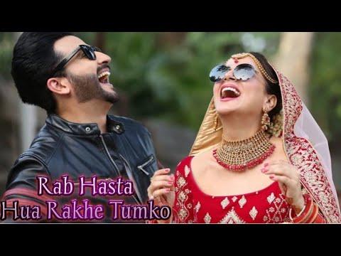 💖KARAN❣️PREETA💖Romantic VM on Rab Hasta Hua Rakhe Tumko   New VM   New Trending Song   💓😘😘💓