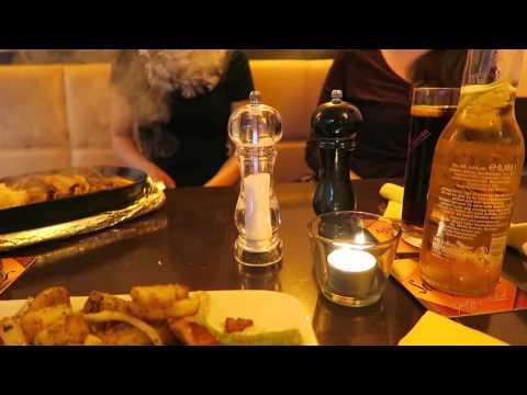Ankunft in Germany/Downtown Frankfurt/Dinner Mexikanisch/USA Leben