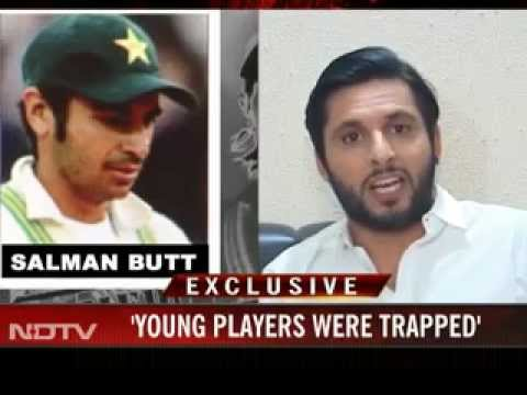 These boys were like my younger brothers  Shahid Afridi