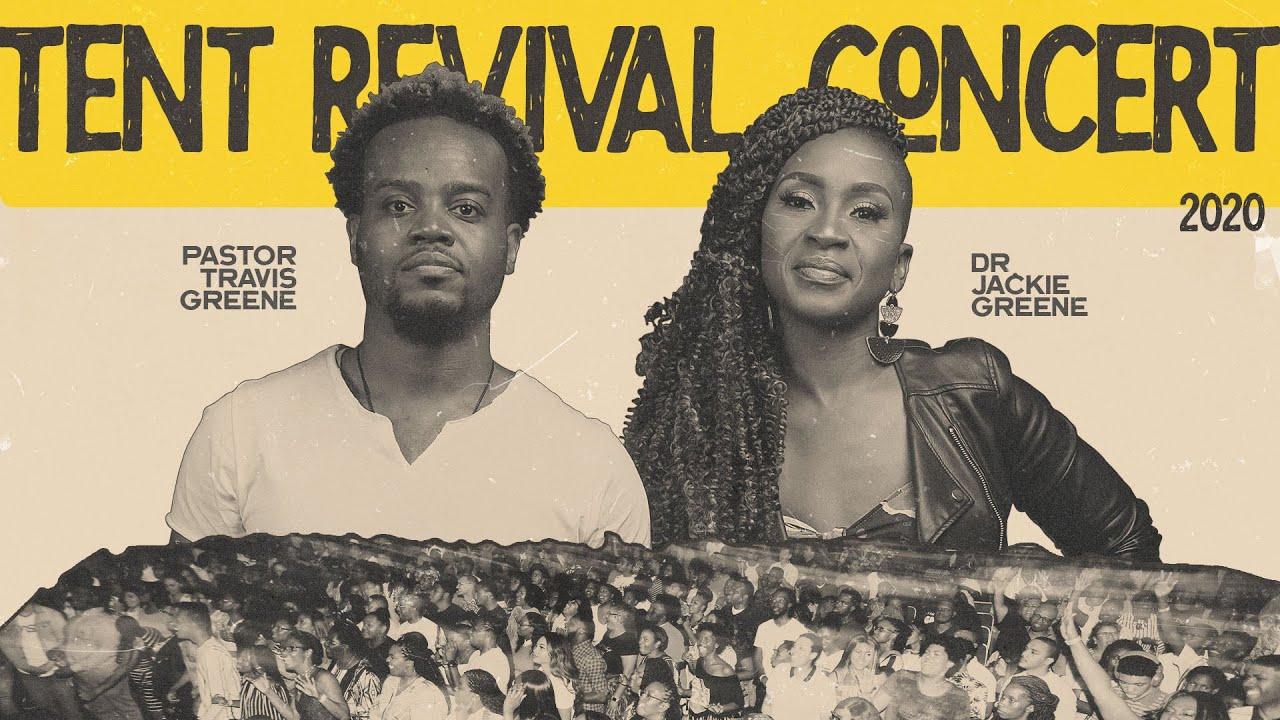 Virtual Tent Revival Finale Concert REPLAY | Pastor Travis & Jackie Greene | Forward City Church