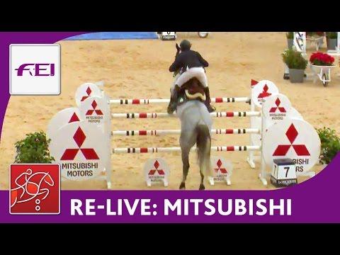 Re-Live - Jumping (CSI 5*) - Madrid Horse Week - Mitsubishi Trophy - Day 2