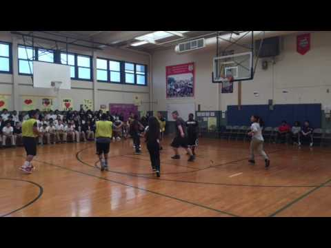 22nd Annual Hoops For Heart Event, Buck Lodge Middle School