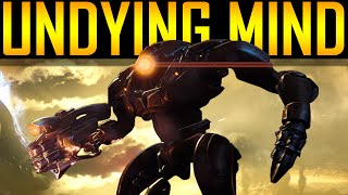 Destiny - The Undying Mind Strike! Dark Below Gameplay!