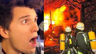 Paluten REAGIERT auf Feuer & Flamme - Der 86 Stunden Einsatz Teil 1 & 2