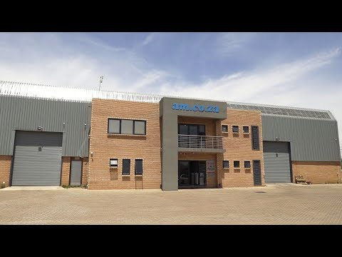 About AM.CO.ZA Advanced Machinery Company Intro Video Dec 2018 Feature Jet Park And Cape Town Branch