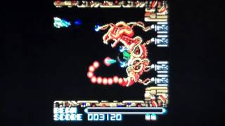 R-Type DX On Gameboy Colour