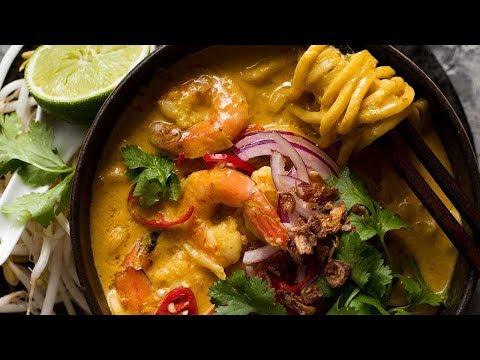 Amazing Quick Easy THAI COCONUT Soup