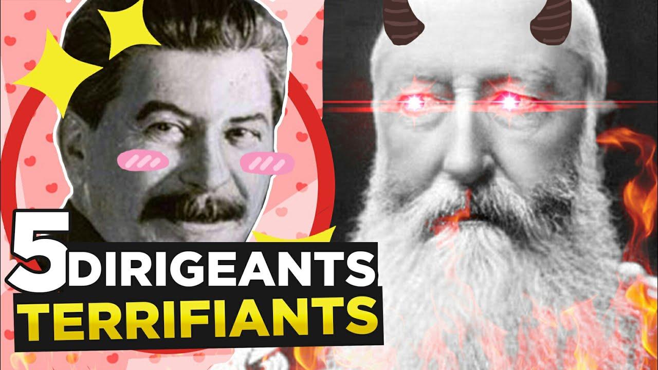 Download 5 DIRIGEANTS les plus TERRIFIANTS du XXème siècle