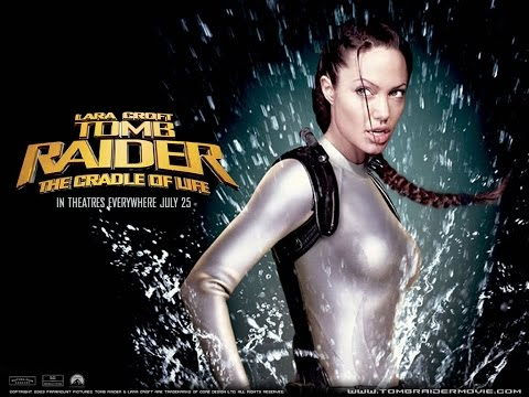 Lara Croft Tomb Raider: The Cradle of Life (2003) Angelina Jolie & Gerard Butler killcount