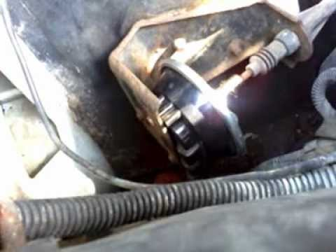 1997 Chevy Blazer 4wd 4x4 Not Working Bad Vacuum Actuator Quick Fix Youtube