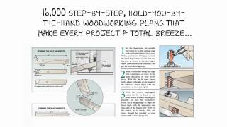 Ben's Woodworking - 16,000 Woodworking Plans And Projects!