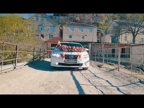 Аварская Свадьба 2019 (Кортеж В Дагестане) {Свадьба Мавлюд} [Dag Studio] Love Story