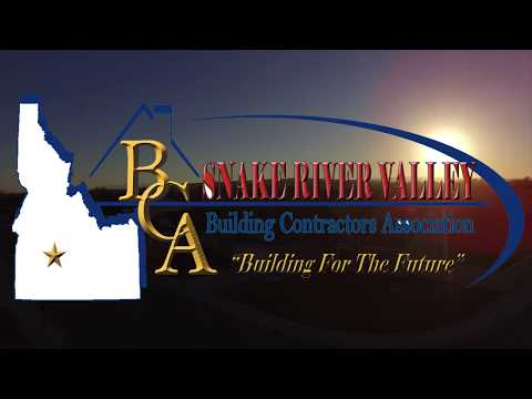 BCA Snake River Valley Building Contractors Association