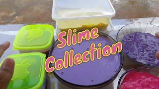 Slime Collection | terjelek😂terkeras