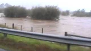 Pyengana Flood, Tasmania 2011