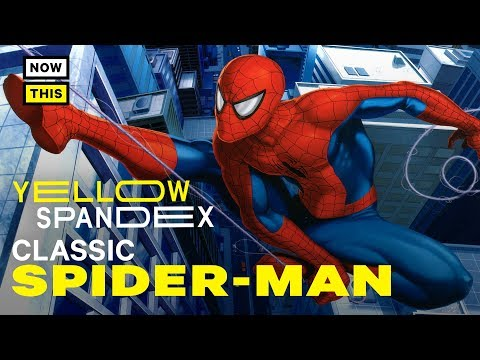 The Evolution of Spider-Man's Classic Costume | Yellow Spandex #28 | NowThis Nerd