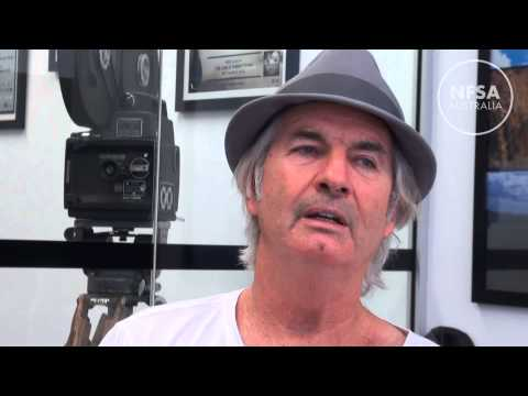 John Jarratt on playing Mick Taylor in Wolf Creek
