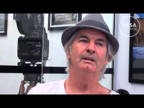 John Jarratt on playing Mick Taylor in Wolf Creek
