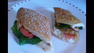 Chicken Tenderloin Sandwich