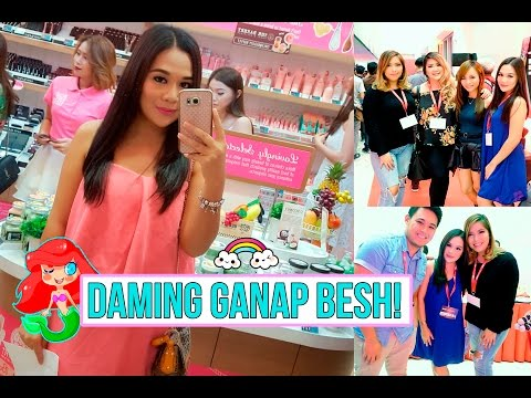 VLOG- Our Family Business,Beauty Buffet Launch,Youtube Space Manila| MARTHA JANTE
