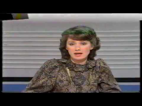 BBC2: News and Sport / continuity - Saturday 13th March 1982