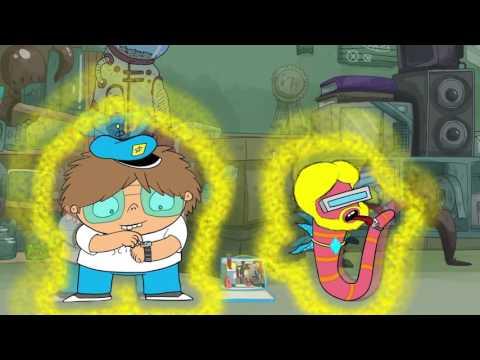 Lunchbox   Future-Worm!   Disney XD