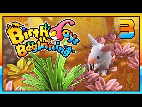 Birthdays the Beginning - #3 - Squawks, Squeaks and Quacks!