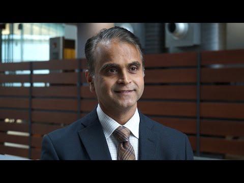 Meet Syed Ahmad, MD