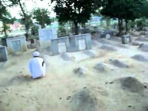 Graveyard Of Darul Uloom Deoband And The Graves Of Hazrat Qasim Nanotvi RA And Other Akabir
