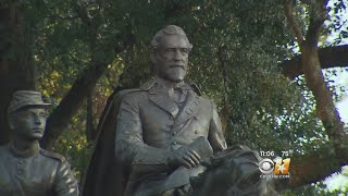 Court Order Stops Robert E. Lee Statue Removal