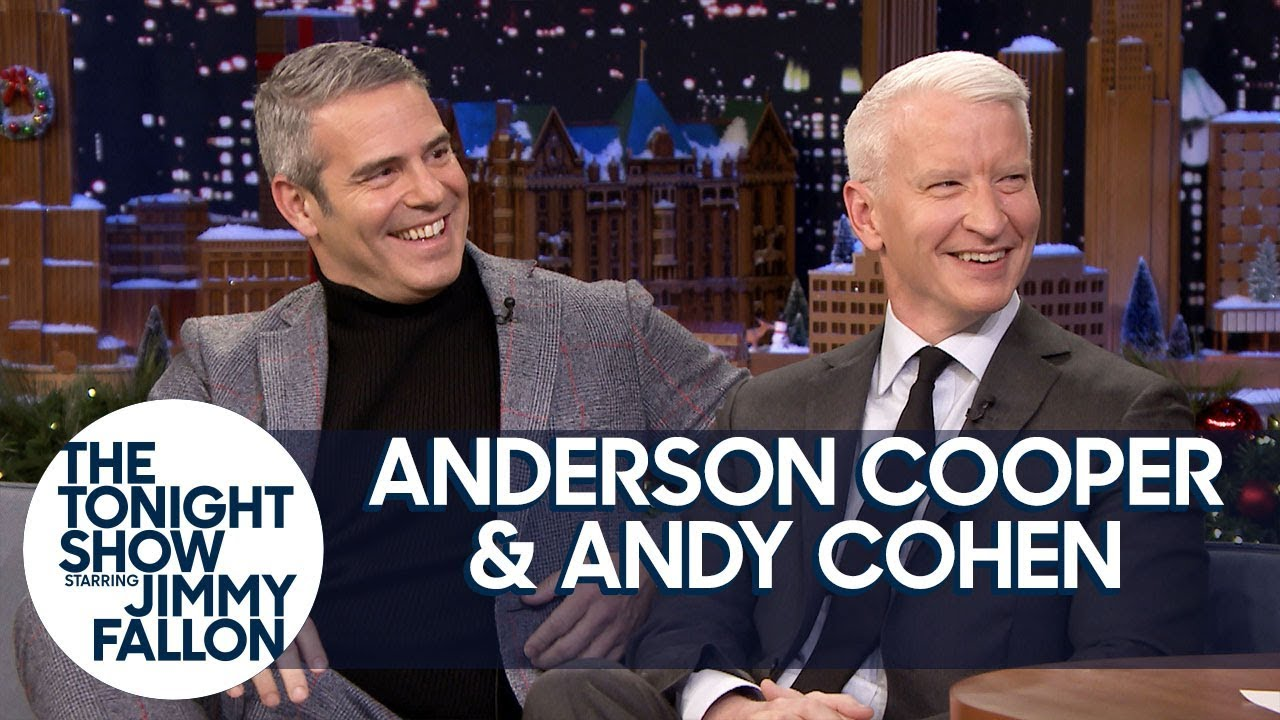 Anderson Cooper and Andy Cohen lose 2 questions in millionaire ...