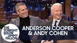 Anderson Cooper and Andy Cohen Met on a Failed Blind Date thumbnail