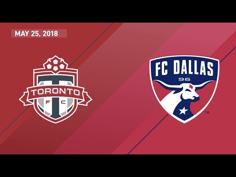 HIGHLIGHTS: Toronto FC vs. FC Dallas | May 25, 2018
