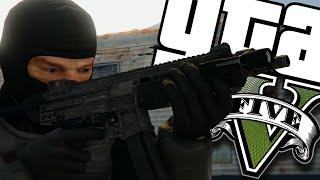 SWAT em Ação N O O S E GTA V Machinima