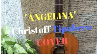 """Angelina"" EARL KLUGH COVER (Pinoy Style)"