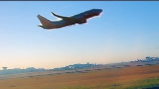 3 Planes Landing at the Same Time - Atlanta Airport - Delta Airlines