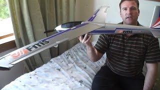 How To Apply Flaperons On 4ch Rc Glider With 6ch Controller