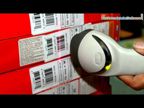 Basic requirement to design and print barcode