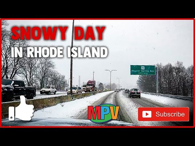Snowy Day in Rhode Island (2.12.19) #1237