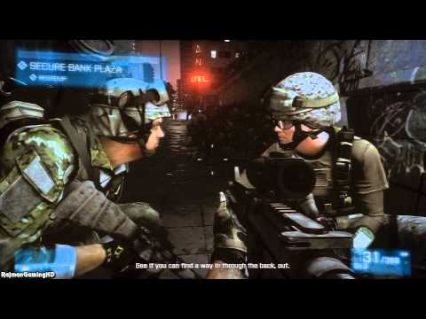 Battlefield 3 'Playthrough PART 4: Operation Guillotine [PS3]' TRUE-HD QUALITY