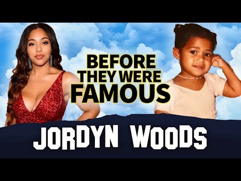 Jordyn Woods | Before They Were Famous | Kylie Jenner's BFF w Tristan Thompson