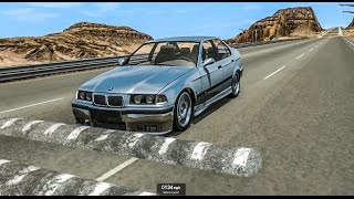SPEEDBUMPS AT 200MPH #3 - BeamNG Drive Crashes