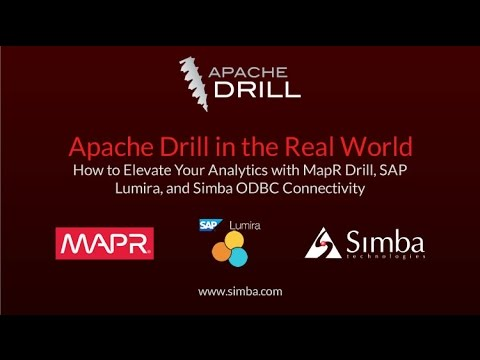Apache Drill in the Real World